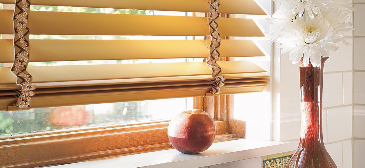Przesłony okienne